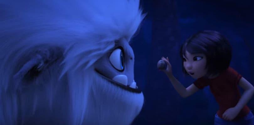Primer tráiler de Abominable, la nueva película de Dreamworks