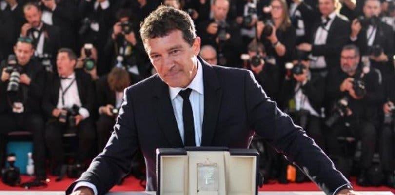 Cannes 2019: Antonio Banderas toca la gloria