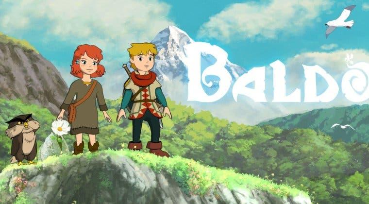 Imagen de Se presenta Baldo, una gran aventura a medio camino entre Zelda y el estudio Ghibli