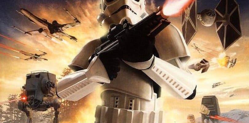 El Star Wars Battlefront de 2004 ya está disponible en Steam y GOG
