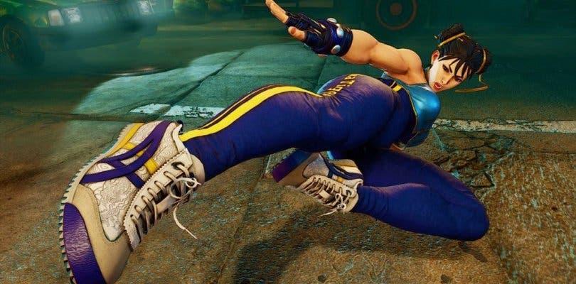 Así son las deportivas de edición limitada de Street Fighter inspiradas en Chun-Li