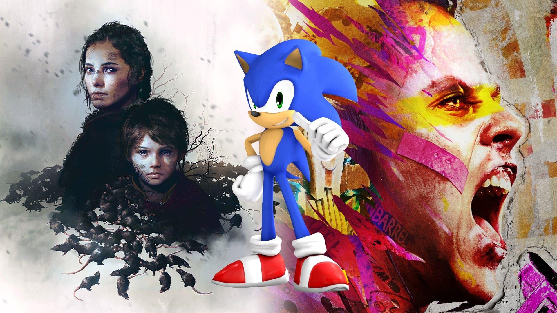 Imagen de RAGE 2, Team Sonic Racing: Los lanzamientos más esperados del mes de mayo
