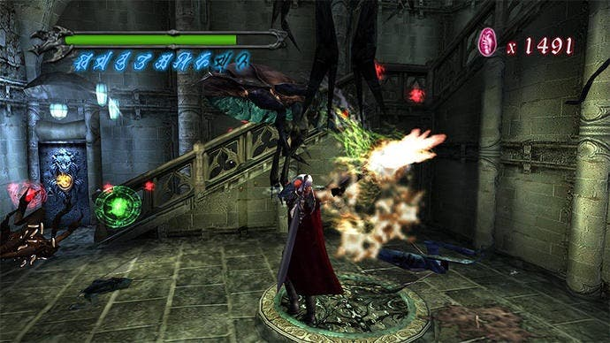 Devil May Cry 1 Switch