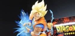 Megahouse y Prime 1 Studio se unen para crear una brutal figura de Goku en Dragon Ball Z