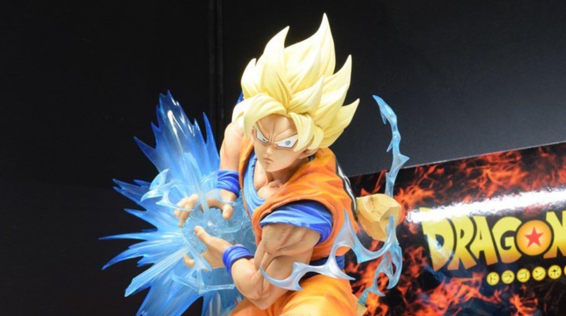 Imagen de Megahouse y Prime 1 Studio se unen para crear una brutal figura de Goku en Dragon Ball Z