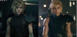 Así ha evolucionado gráficamente Final Fantasy VII Remake desde 2015 hasta 2019