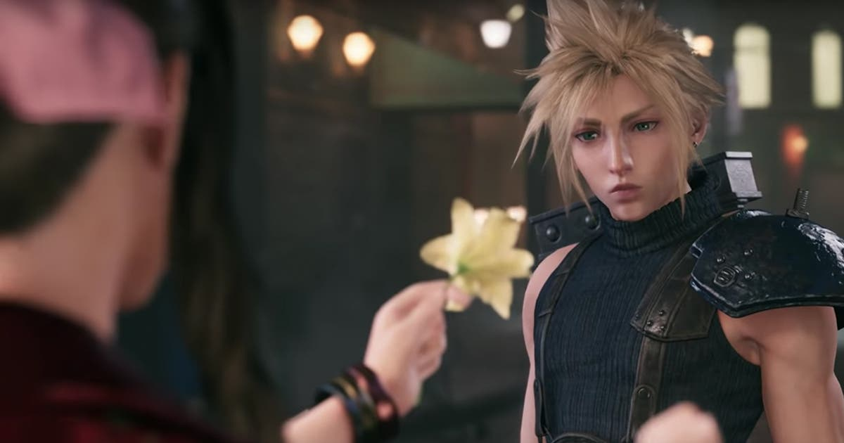 Imagen de Comparan el Final Fantasy VII original con Final Fantasy VII Remake