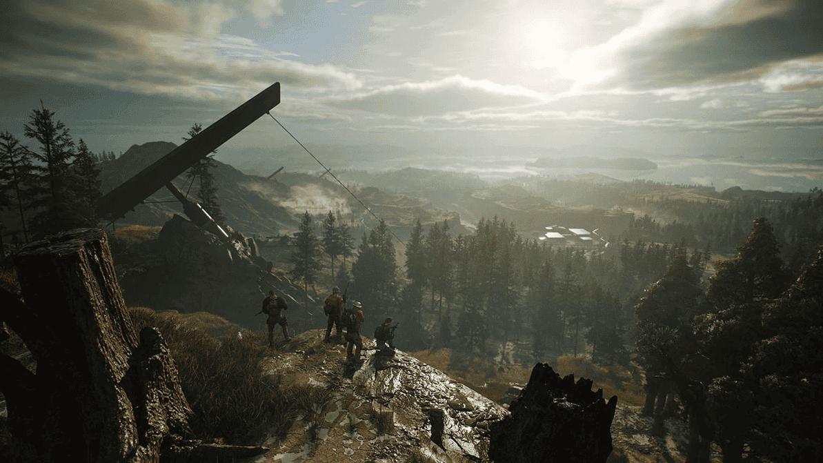 Imagen de Ghost Reacon Breakpoint confirma su presencia en Stadia con un gameplay