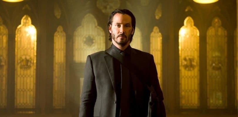 John Wick 4 se estrenará con Keanu Reeves en 2021