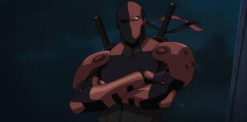 The CW estaría preparando una serie animada de Deathstroke