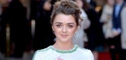 La emotiva despedida de Maisie Williams, Arya Stark, de Juego de Tronos