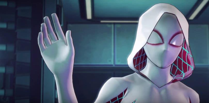 Spider-Gwen se luce en un nuevo vídeo de Marvel Ultimate Alliance 3