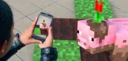 Microsoft prepara un Minecraft de realidad aumentada para dispositivos móviles