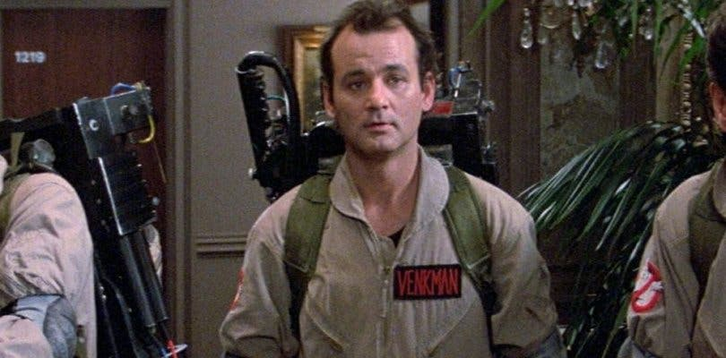 A Bill Murray le gustaría participar en Cazafantasmas 3
