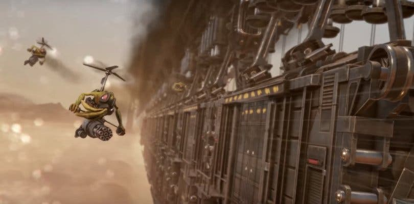 Oddworld: Soulstorm confirma su ventana de lanzamiento con un nuevo tráiler