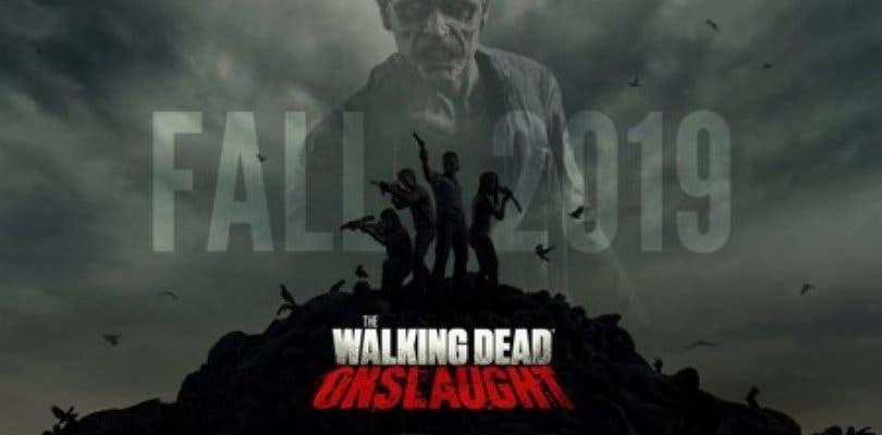 Anunciado The Walking Dead: Onslaught, exclusivo para realidad virtual
