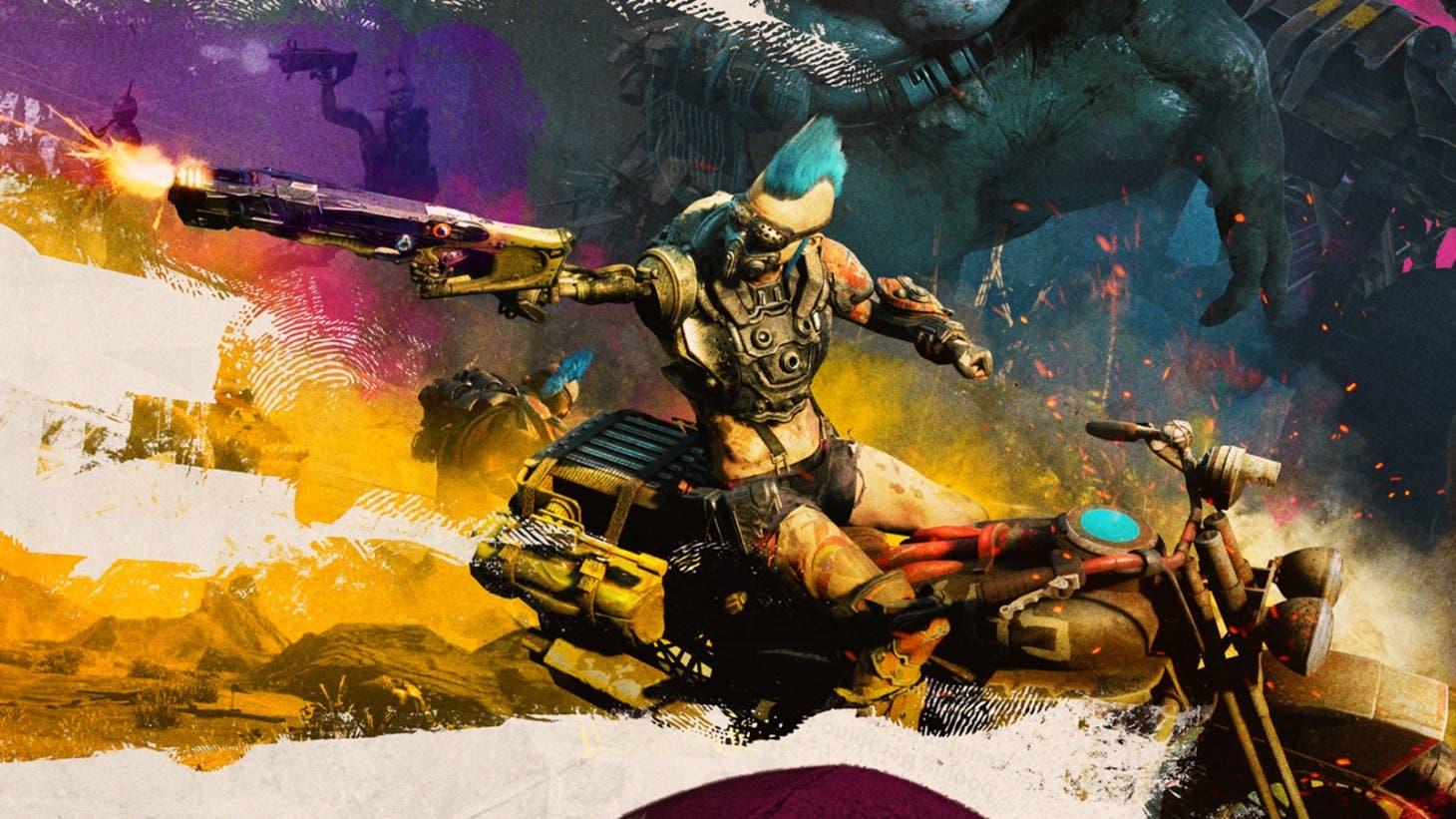 Imagen de Rage 2 recibirá su primera expansión a finales de este mismo mes