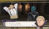 Raphael se une al elenco de personajes en Fire Emblem: Three Houses