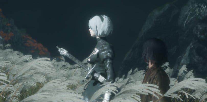2B, de NieR: Automata, llega a Sekiro: Shadows Die Twice con un espectacular mod