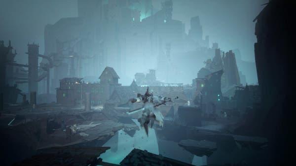 Imagen de El RPG plataformero Shattered estrenará su acceso anticipado en PC el mes que viene