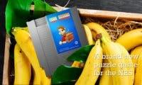 Soko Banana es el nuevo juego desarrollado en exclusiva para la NES original