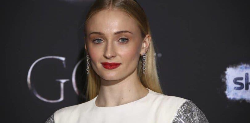 Sophie Turner, Sansa Stark en Juego de Tronos, se despide agradecida de la serie