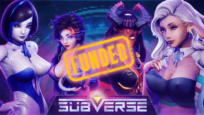 Imagen de Subverse, el 'Mass Effect erótico', supera el millón de libras recaudadas en Kickstarter