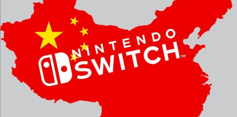 Nintendo explica por qué necesita a Tencent para la venta de Switch en China