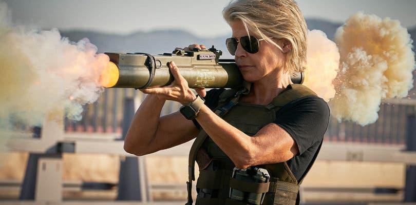 Terminator: Destino Oscuro – Vídeo del rodaje y nuevas imágenes