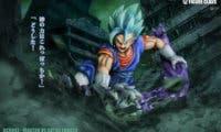 Dragon Ball Super presenta una nueva e increíble figura de Vegetto Blue