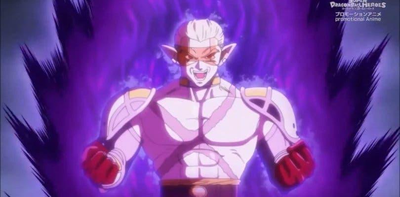 Fecha, sinopsis y adelanto en vídeo del episodio 13 de Dragon Ball Heroes