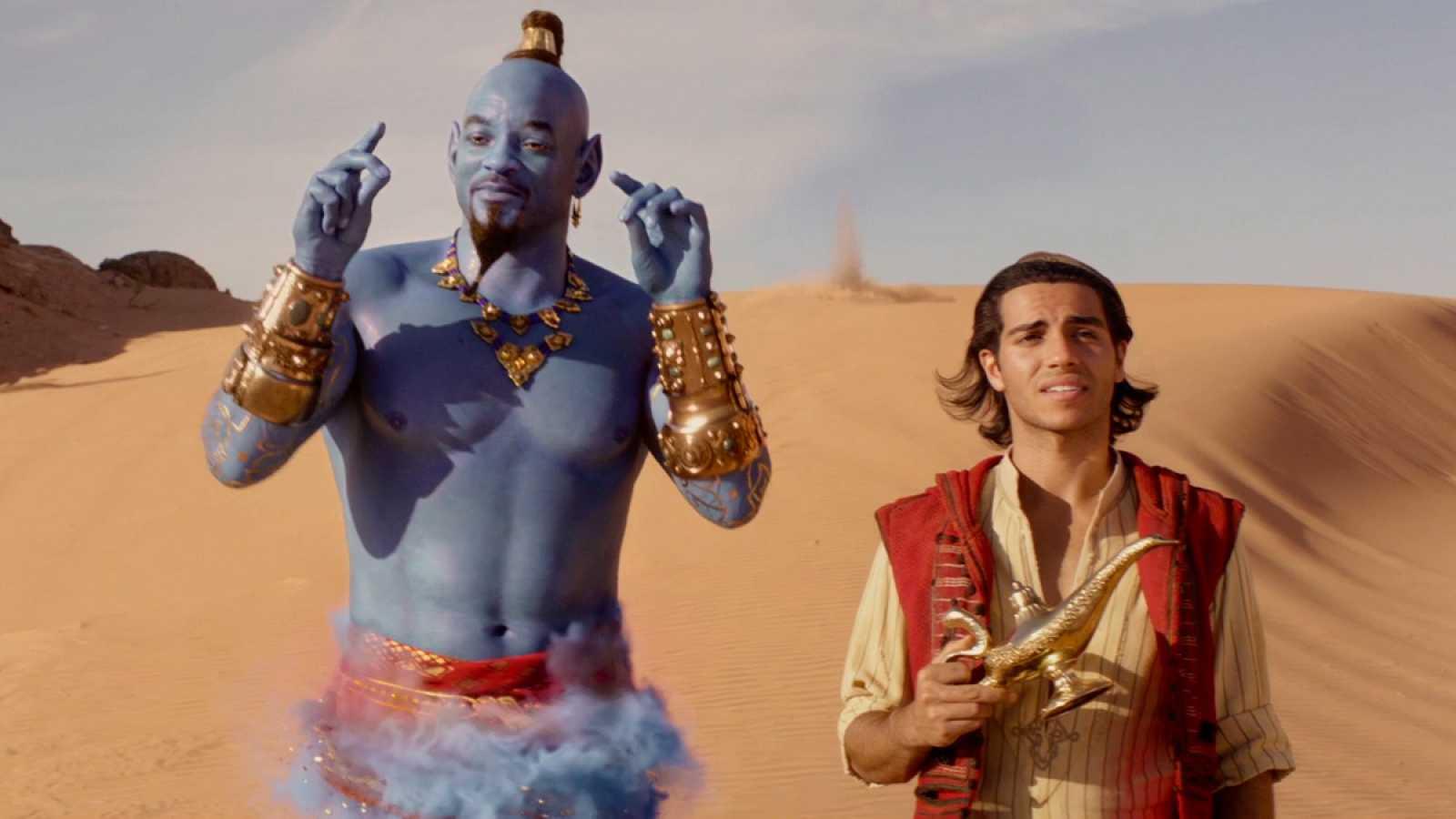 "Imagen de Aladdin supera a Vengadores: Endgame ""a su manera"" en la taquilla estadounidense"