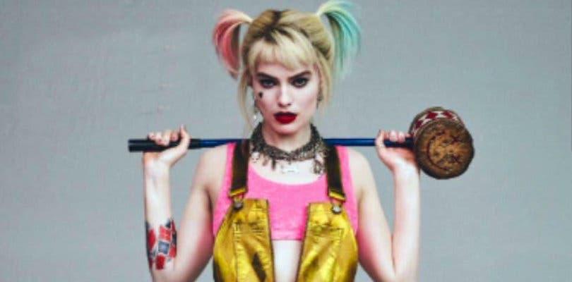 Harley Quinn saca el martillo en la primera imagen oficial de Birds of Prey