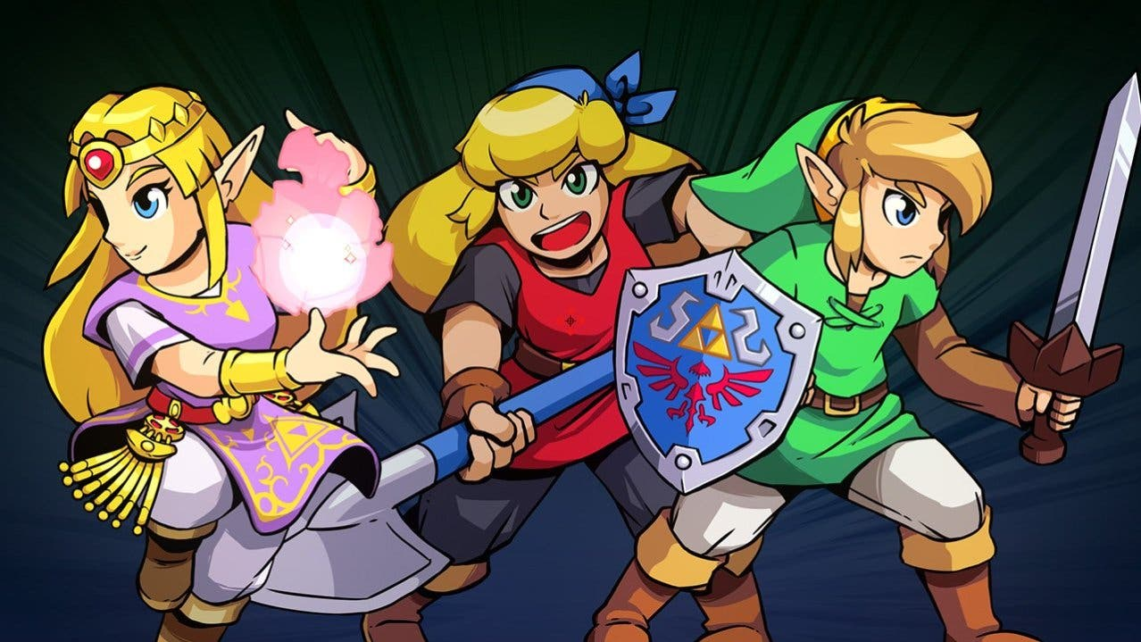 Imagen de Análisis Cadence of Hyrule: Un gran remix de The Legend of Zelda