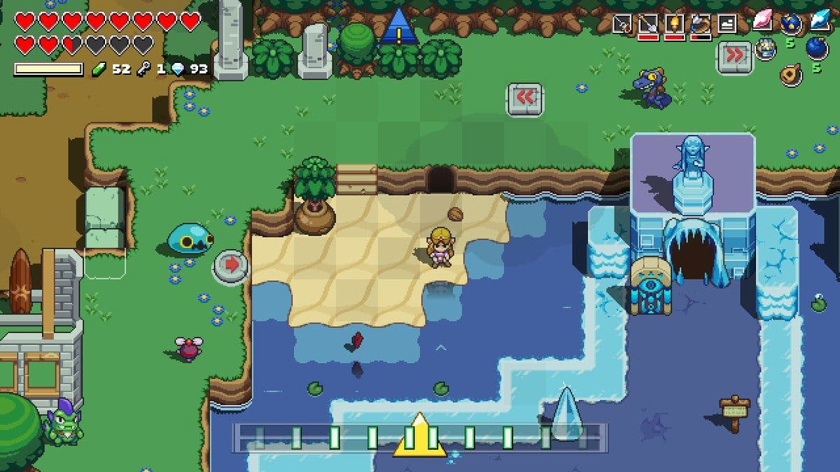 Imagen de Cadence of Hyrule lanza demo en territorio occidental
