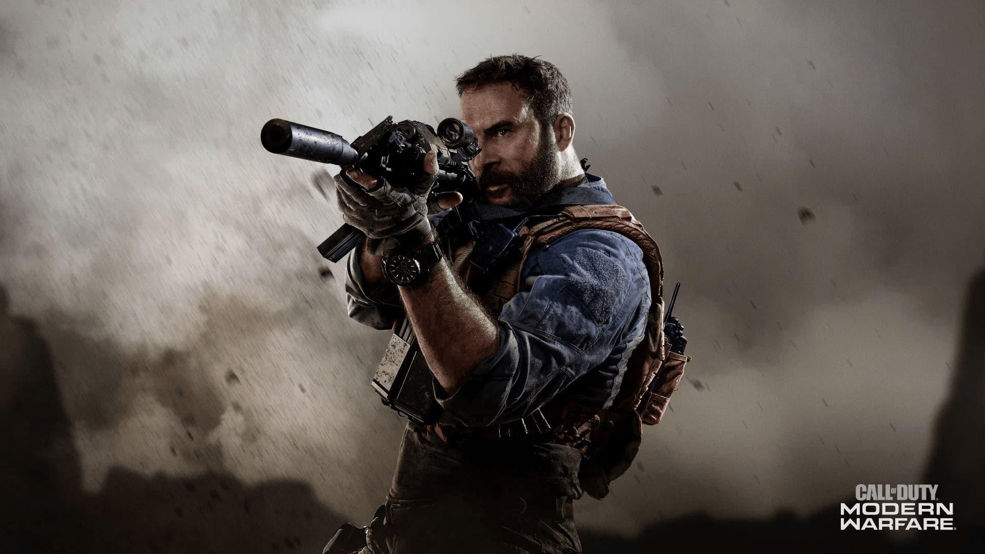 Imagen de Call of Duty: Modern Warfare muestra algunas rachas de bajas antes de su evento de presentación del multijugador