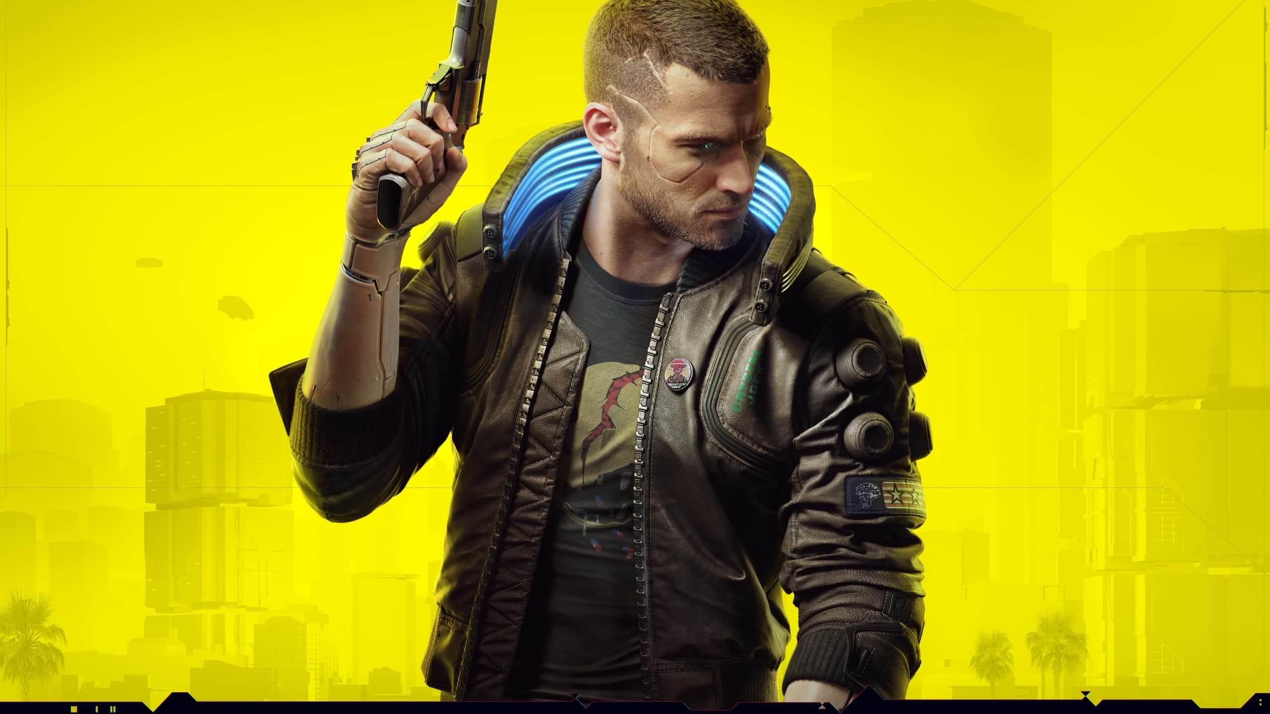 "Imagen de ""Cyberpunk 2077 es una mezcla de Elder Scrolls y Deus Ex"", entrevista a CD Projekt"
