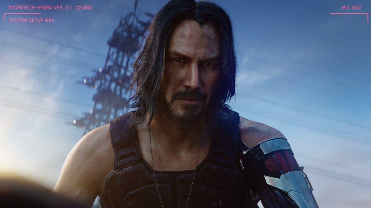 Imagen de Cyberpunk 2077 no nos permitirá tener un romance con el personaje de Keanu Reeves