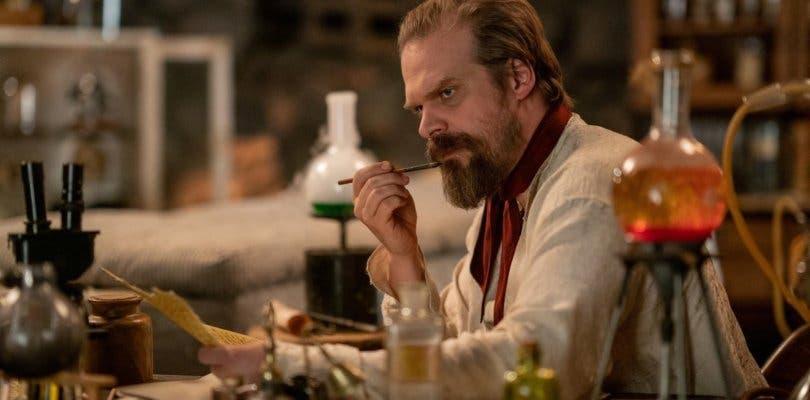 David Harbour bailará con Frankestein en el nuevo especial de Netflix