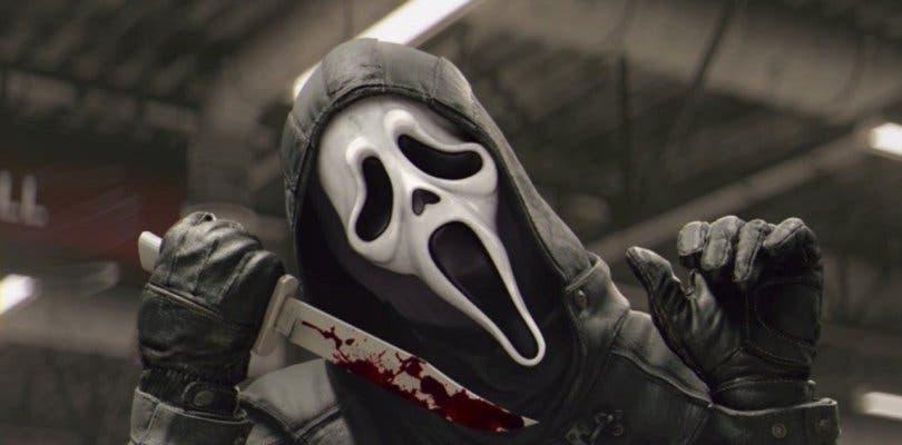 Ghostface llegará a Dead by Daylight a mediados de este mes