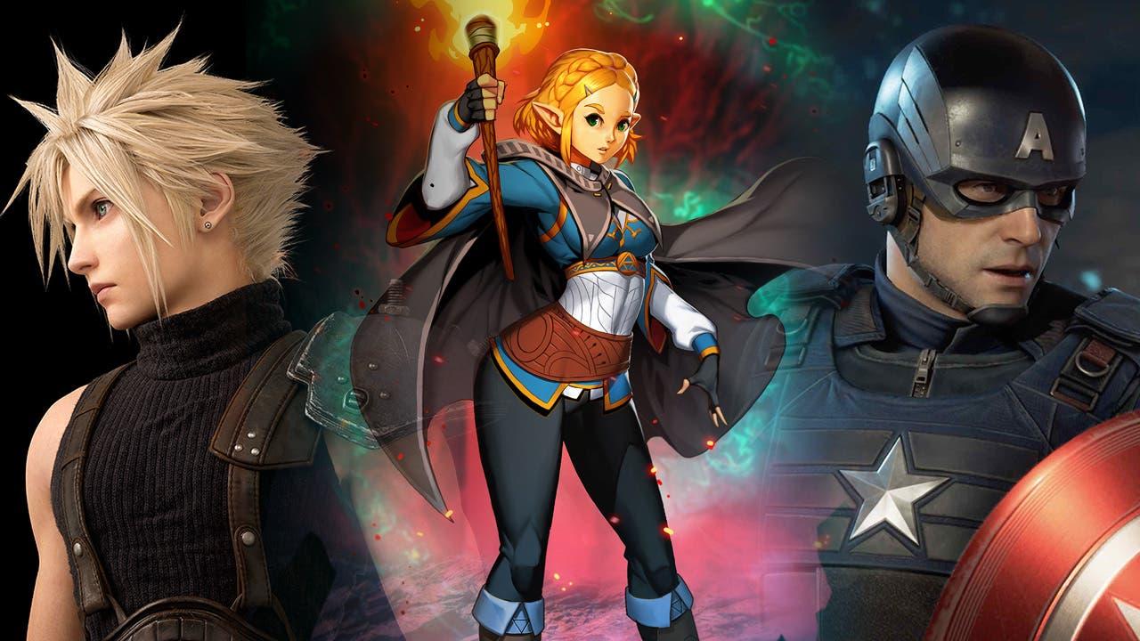 Imagen de Cyberpunk 2077, The Legend of Zelda, Halo Infinite: Los mejores vídeos de la semana especial E3 2019