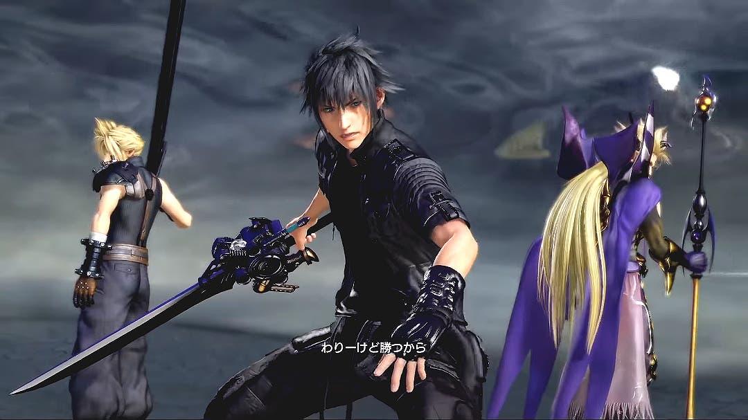 Imagen de El próximo luchador de Dissidia Final Fantasy NT llegará a finales de junio