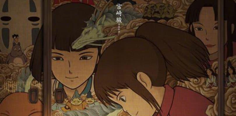 Los fans enloquecen con los nuevos pósteres chinos de El viaje de Chihiro