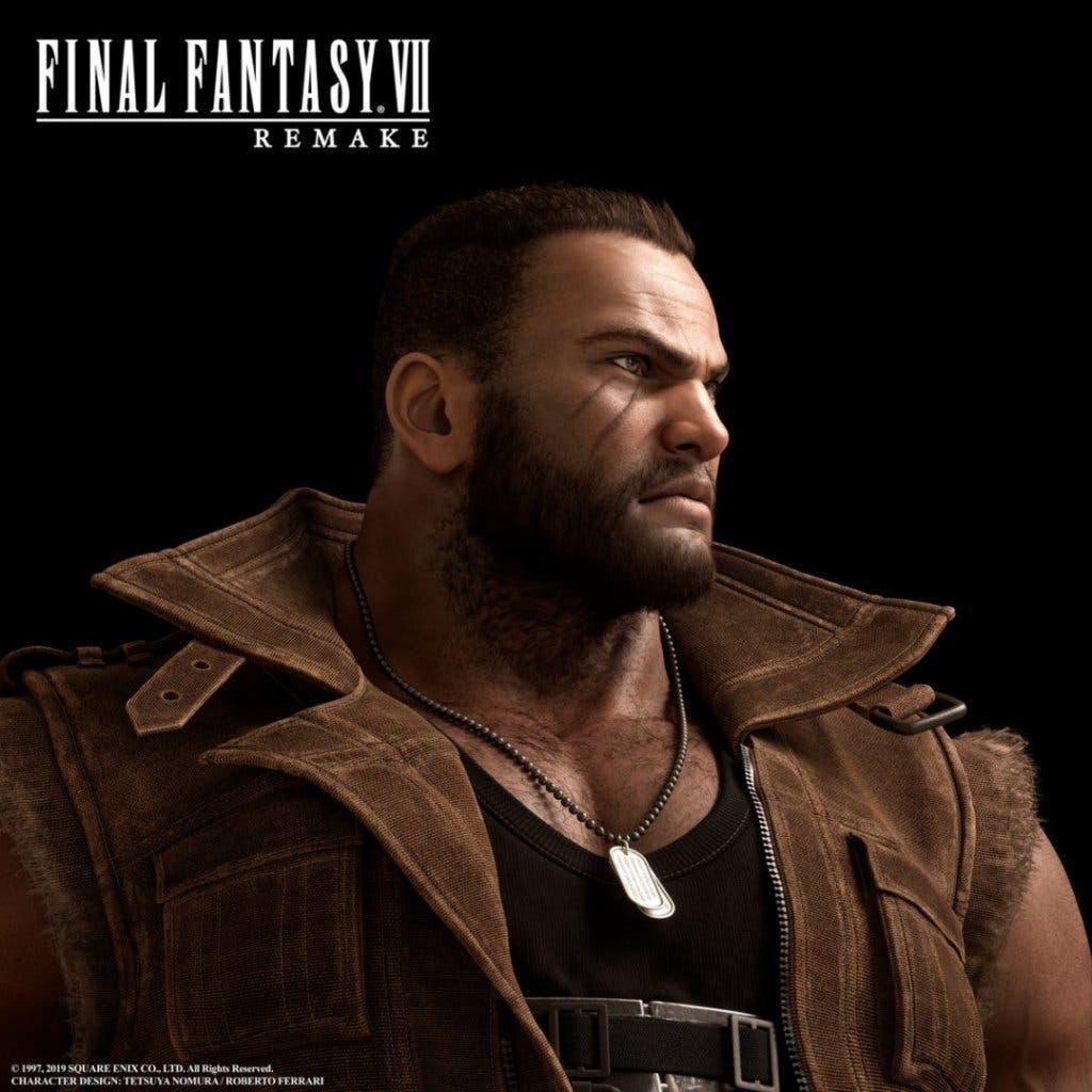 Imagen de Te explicamos al detalle el sistema de combate de Final Fantasy VII Remake