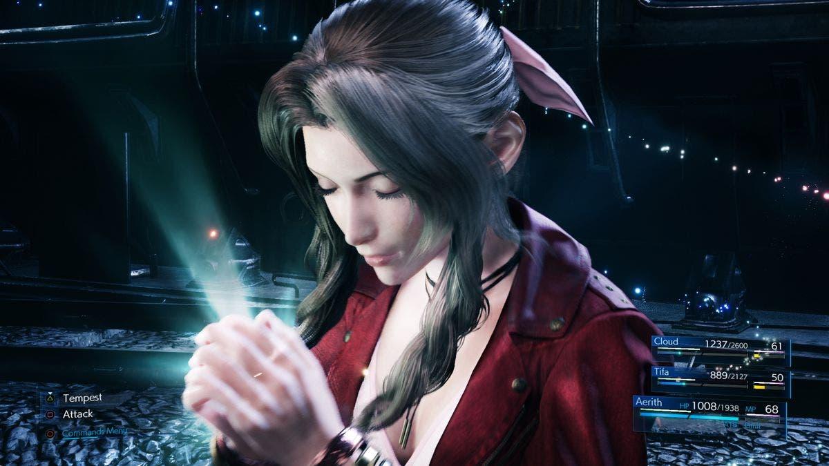 Imagen de La descripción de la ESRB de Final Fantasy VII Remake deja ver más detalles del juego
