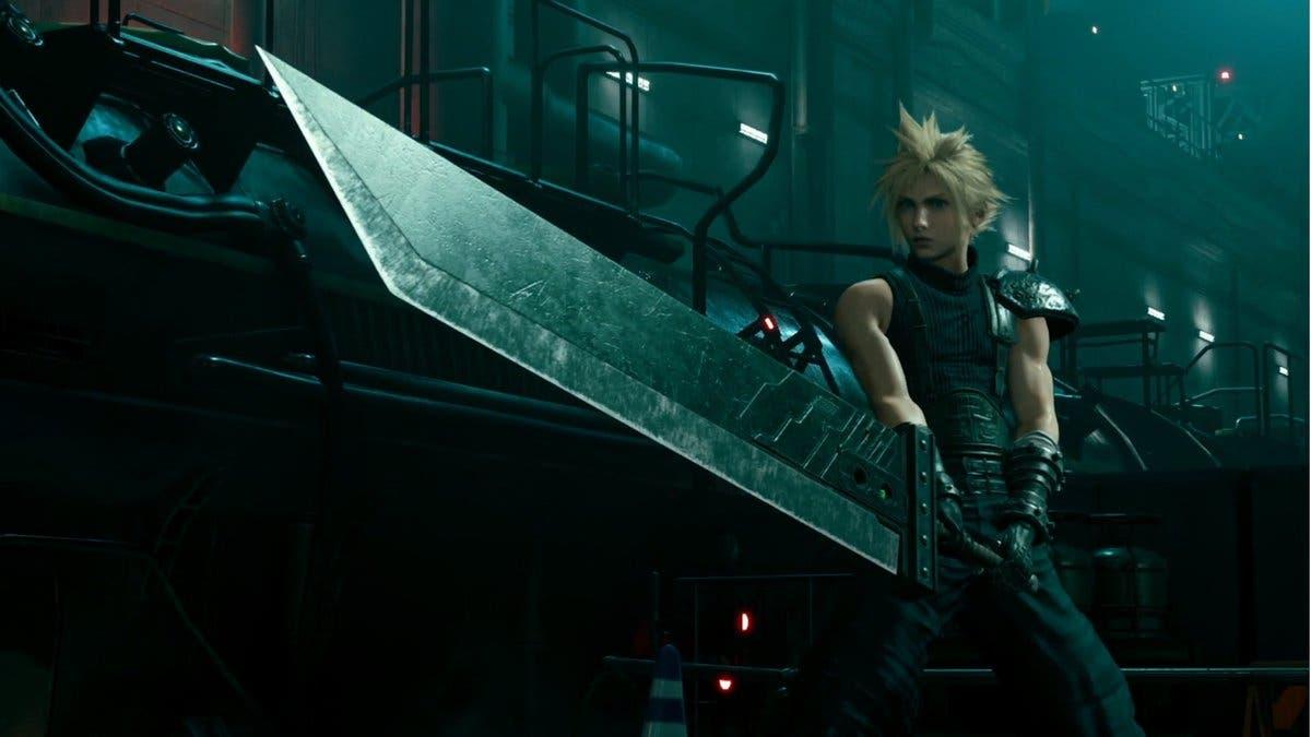 Imagen de Final Fantasy VII Remake presenta su primer gameplay y confirma llegada en dos discos
