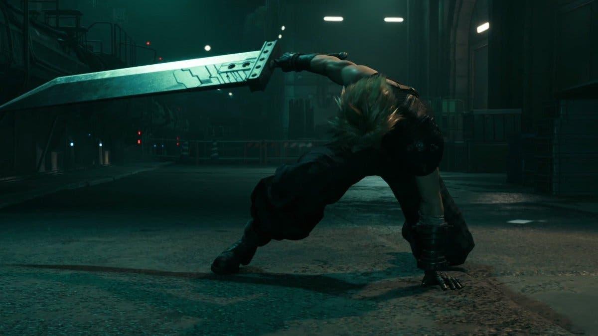 Imagen de Final Fantasy VII Remake aparecerá en el Tokyo Game Show con un tráiler