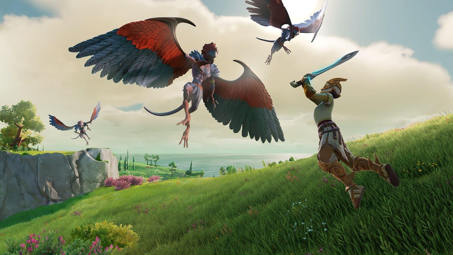 Imagen de Gods & Monsters es desvelado como un nuevo RPG de corte independiente de Ubisoft