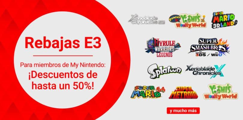 Nintendo comienza las ofertas del E3 para Switch a través de eShop