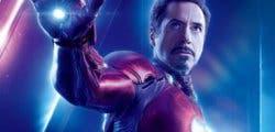 La escena final de Iron Man en Vengadores: Endgame fue improvisada
